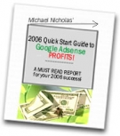Google Adsense Profits eBook with Resell Rights