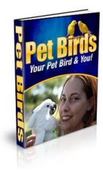 Pet Birds eBook with Private Label Rights