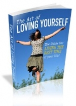 The Art Of Loving Yourself eBook with Private Label Rights