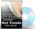 Hot Trends Video Series Video with Private Label Rights