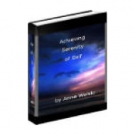 Achieving Serenity Of Self eBook with Master Resale Rights