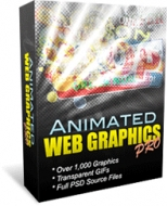 Animated Web Graphics Pro Graphic with Personal Use Rights