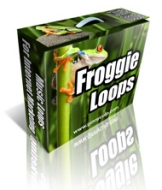 Froggie Loops Video with Private Label Rights