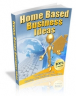 Home Based Business Ideas eBook with Master Resale Rights
