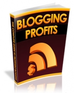 Blogging Profits eBook with Private Label Rights