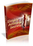 Simple Affiliate Secrets eBook with Private Label Rights