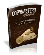 Copywriters Blueprint eBook with Master Resale Rights