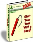 The Nettle Annual eBook with Master Resell Rights