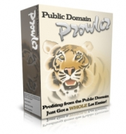 Public Domain Prowler Software with Master Resale Rights
