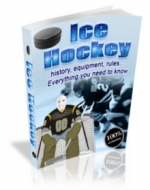 Ice Hockey eBook with Master Resale Rights