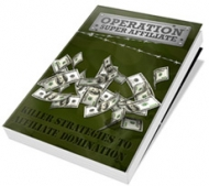 Operation Super Affiliate eBook with Resale Rights