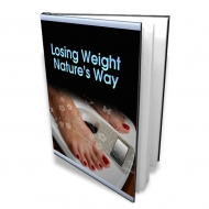 Losing Weight Nature's Way eBook with Master Resale Rights