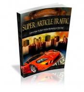 Super Article Traffic eBook with Master Resale Rights