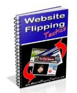 Website Flipping Tactics eBook with Master Resale Rights