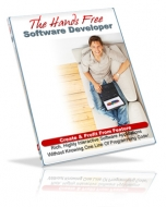 The Hands Free Software Developer eBook with Master Resale Rights