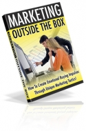 Marketing Outside The Box eBook with Master Resale Rights