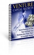 Venture Capital Secrets eBook with Master Resale Rights