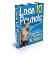 Lose 10 Pounds eBook with Private Label Rights