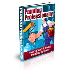 Painting Professionally