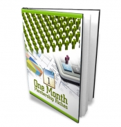 One Month Membership Riches eBook with Master Resale Rights