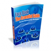 Facebook The Essential Guide eBook with Master Resale Rights