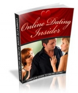 Online Dating Insider eBook with Private Label Rights