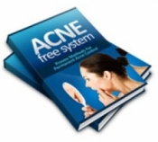 Acne Free System eBook with Private Label Rights