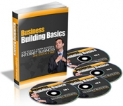 Business Building Basics eBook with Private Label Rights