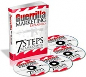 Guerrilla Marketing Explained eBook with Private Label Rights