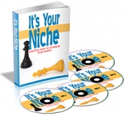 It's Your Niche eBook with Private Label Rights