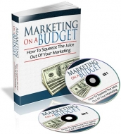 Marketing On A Budget eBook with Private Label Rights