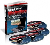 Optimize Your Websites eBook with Private Label Rights