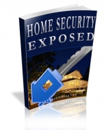 Home Security Exposed eBook with Private Label Rights