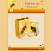 Beekeeping For Beginners Graphic with Personal Use Rights