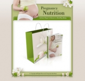 Pregnancy Nutrition Graphic with Personal Use Rights