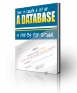 How To Create And Set Up A Database eBook with Private Label Rights