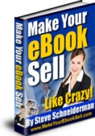 Make Your eBook Sell Like Crazy! eBook with Resell Rights