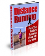 Distance Running eBook with Private Label Rights