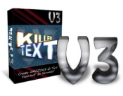 Killer Text V3 Graphic with Personal Use Rights