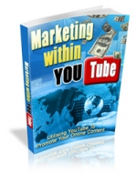 Marketing Within YouTube eBook with Master Resale Rights