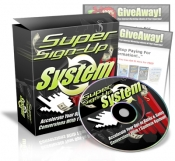 Super Sign-Up System Software with Master Resale Rights