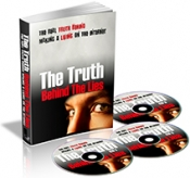The Truth Behind The Lies eBook with Private Label Rights