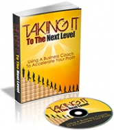 Taking It To The Next Level eBook with Private Label Rights