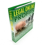Legal Online Profits eBook with Master Resale Rights