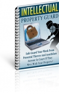 Intellectual Property Guide eBook with Master Resale Rights
