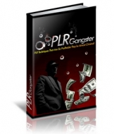 PLR Gangster eBook with Master Resale Rights
