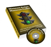 Minimum Budget, Maximum Traffic! eBook with Master Resale Rights