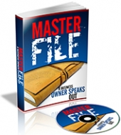 Master File eBook with Private Label Rights