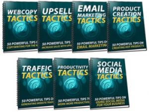 350 Sales & Marketing Tactics