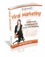 Exposed! Viral Marketing eBook with Private Label Rights